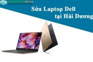 Sửa Chữa Laptop Dell Tại Hải Dương
