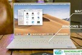 Xài Windows nhưng thích giao diện MacOS? Đây là cách bạn được cả hai
