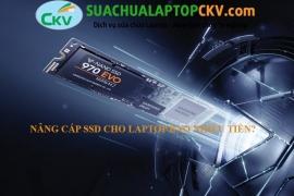 Nâng Cấp SSD Laptop Bao Nhiêu Tiền?