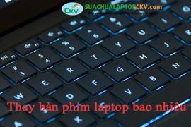 Thay Bàn Phím Laptop Bao Nhiêu Tiền?